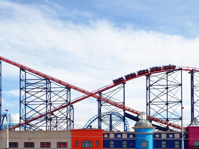 pleasure beach- Family Attractions