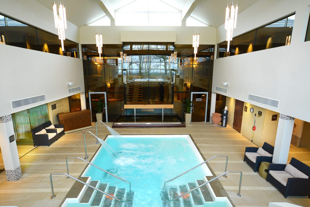 Aqua Thermal Journey The Spa Hotel