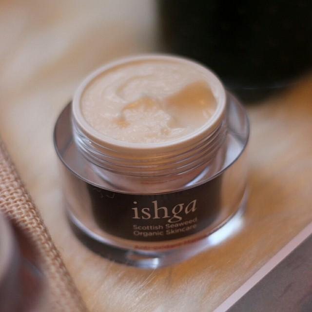 Ishga Scottish Seaweed cream
