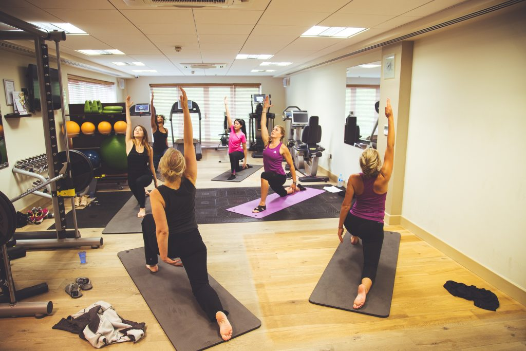 Pilates at The Spa Hotel
