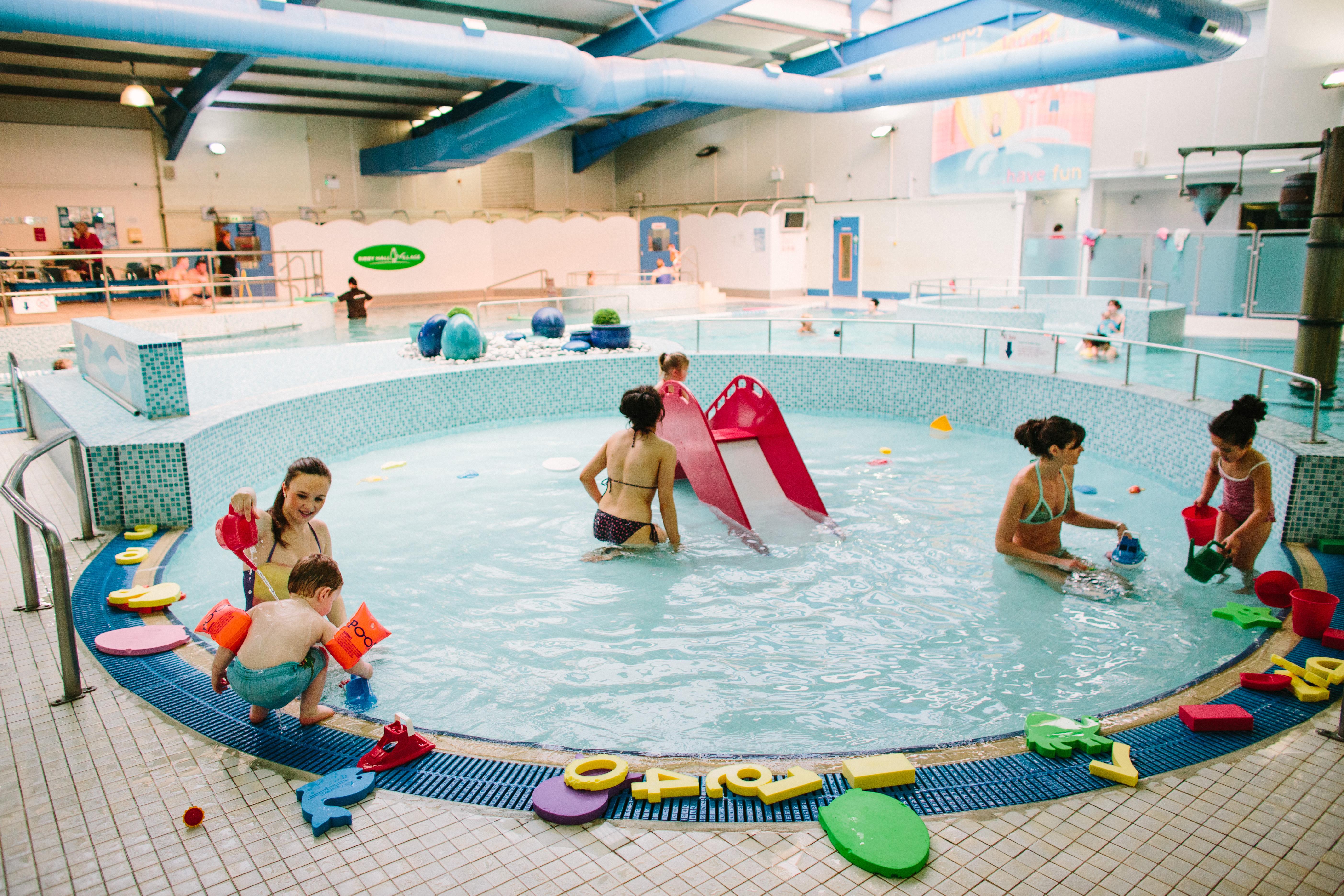 Baby Change Room Blackpool