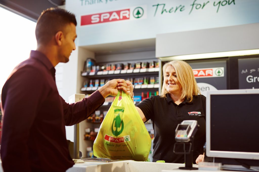 Spar Shop Ribby hall village
