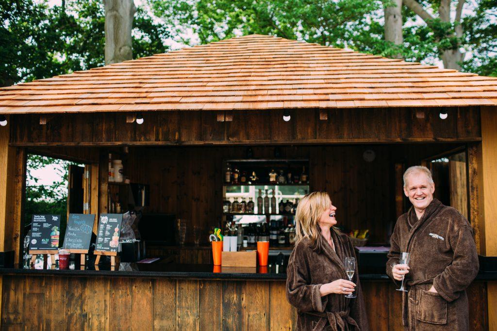 Gail & Steve - Zen Garden Bar