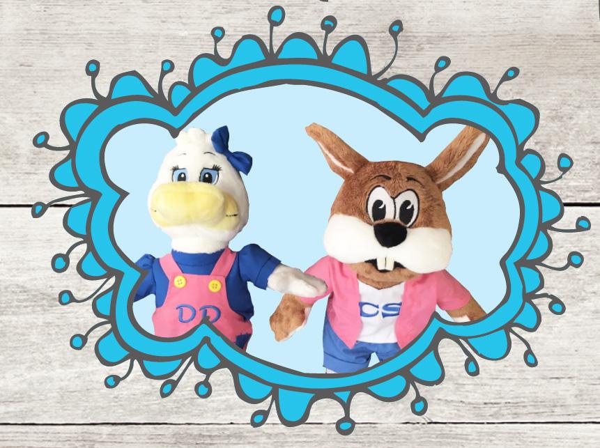 character mascots