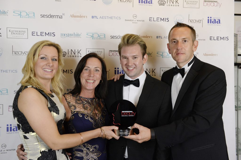 North West Spa of the Year