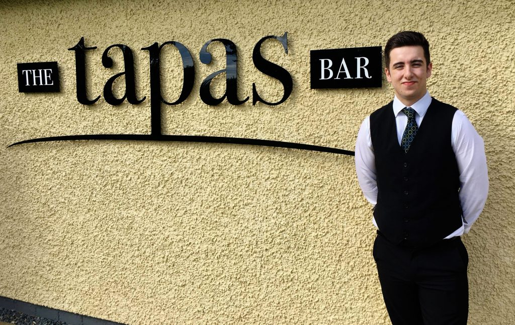 Ryan, The Tapas Bar
