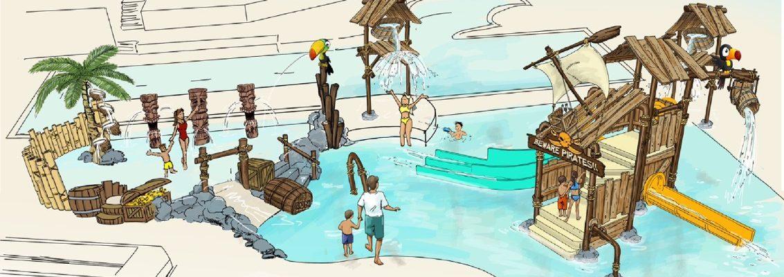 Pool Artist Impression