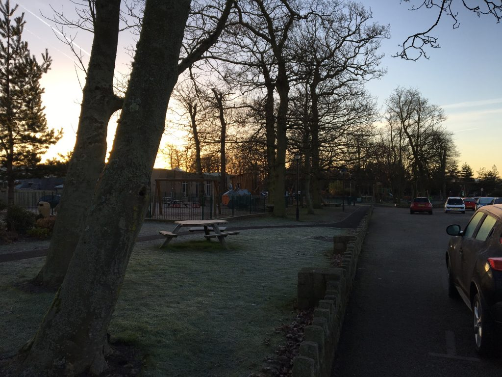 Ribby Hall Village playground