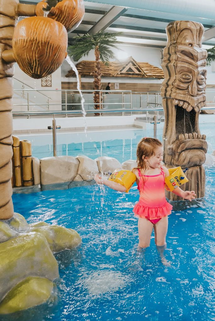 Splashtastic Fun as NEW Leisure Pool Opens
