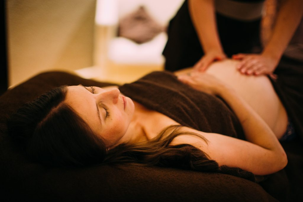 can i use the spa when pregnant ribby hall village