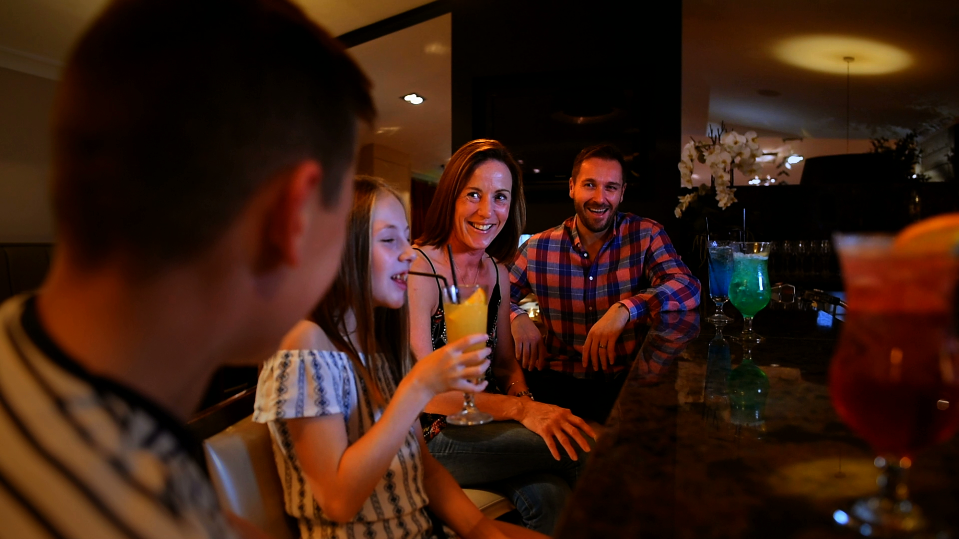 Cocktails TV Ad