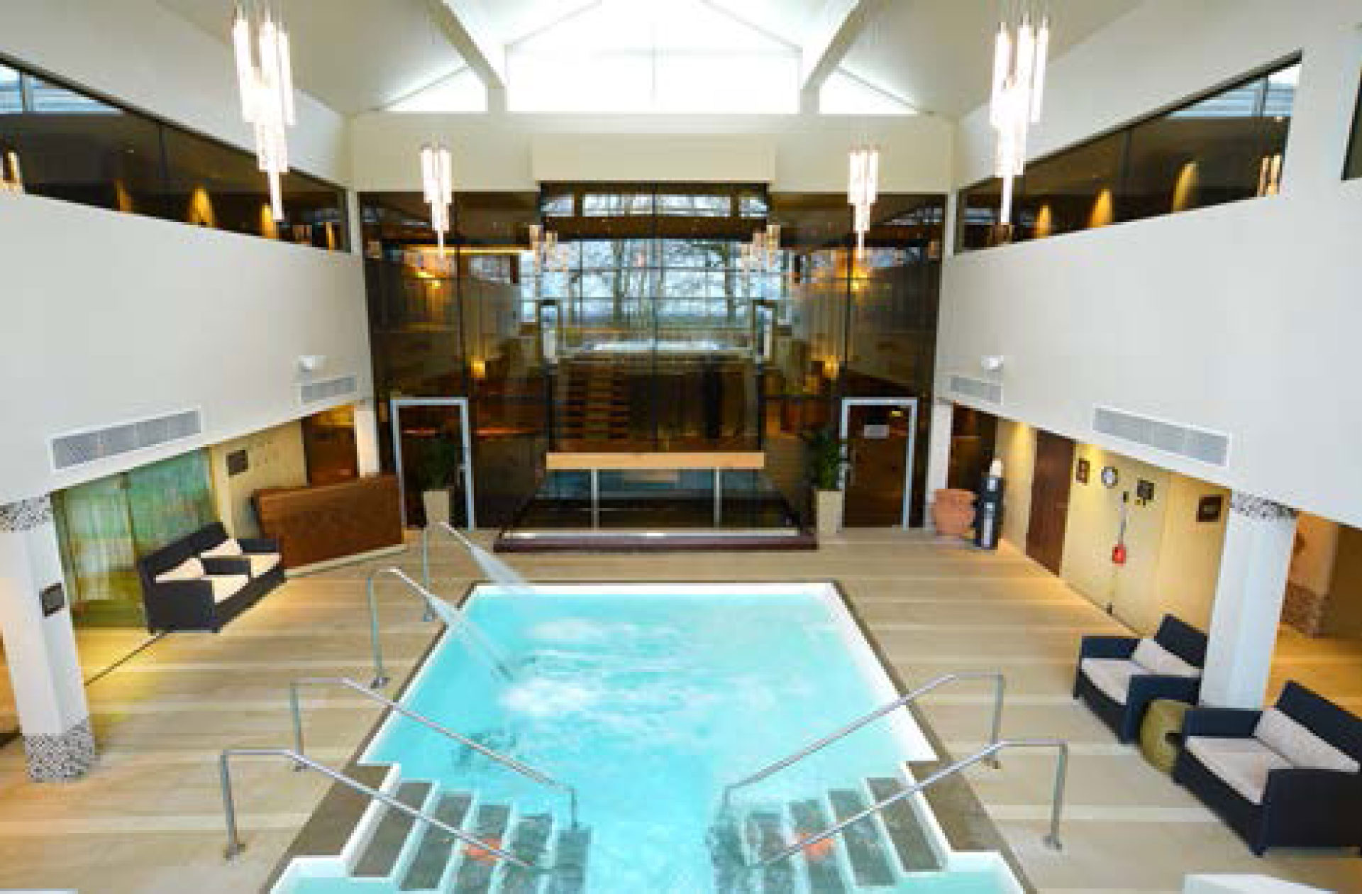 North west spa of the year winners ribby hall village blog - Preston hotels with swimming pool ...