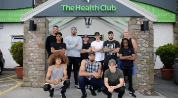Diversity at The Health Club