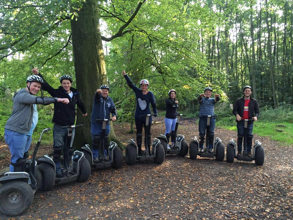 Segway Rally RibbyMoments