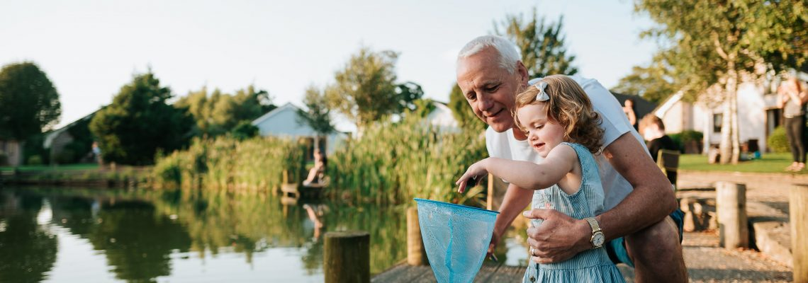 Grandparent Fishing